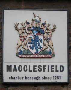 Macclesfield sign